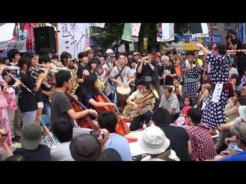 Festival Fukushima 2014 - Otomo group improv