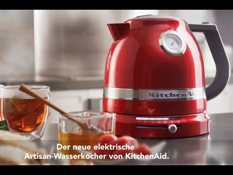 kitchenaid wasserkocher 5kek1522 youtube. Black Bedroom Furniture Sets. Home Design Ideas