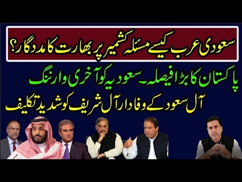 Pakistan and Saudi Arabia Relations explained by Imran Khan