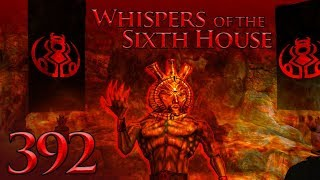 ►Skyrim™ »ᵯᴑᴆᴆᴇᴆ»: Whispers of the Sixth House - HD Walkthrough Part 392 - Dagoth Ur