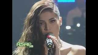 Repeat youtube video Anne Curtis -'wet look' -no underwear?