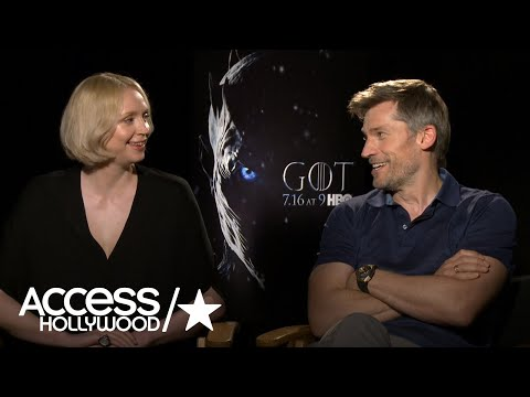 'Game Of Thrones': Gwendoline Christie & Nikolaj Coster-Waldau On Turning Points For Brienne & Jaime