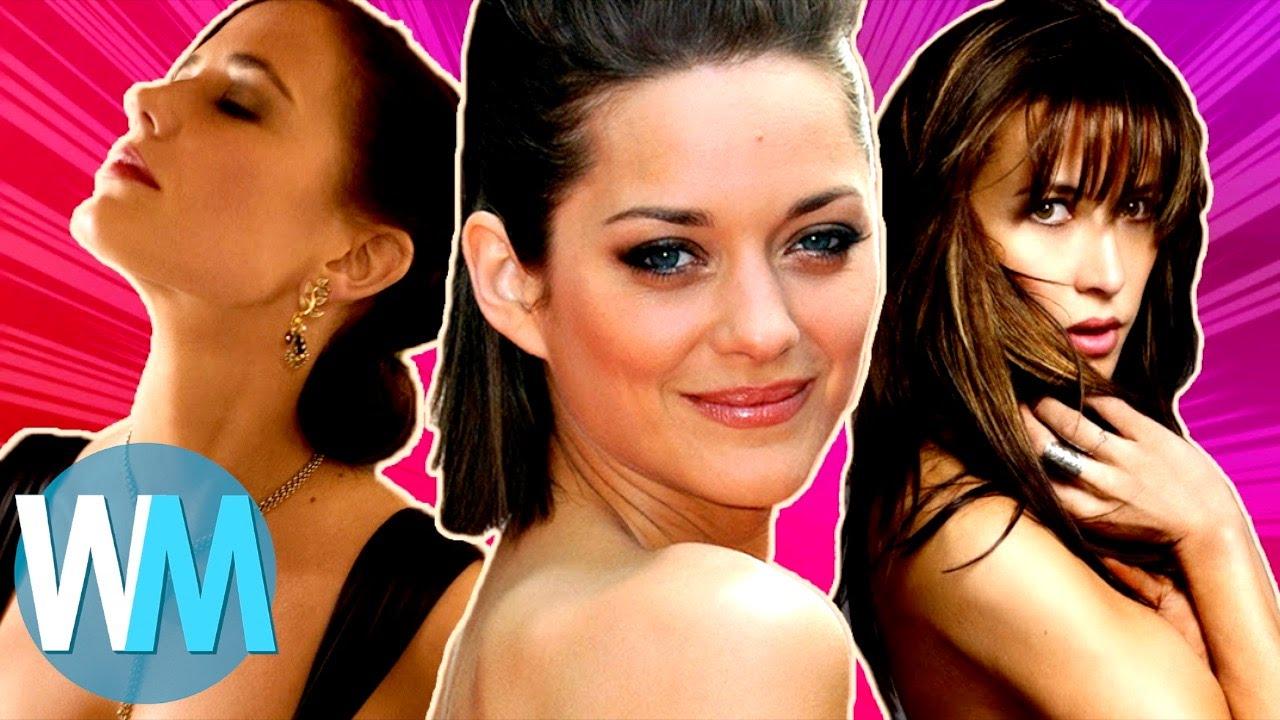 Top 10 Actrices françaises les plus SEXY !