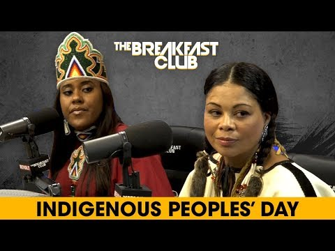 Native Americans Discuss Why To Celebrate Indigenous Peoples' Day Instead Of Columbus Day