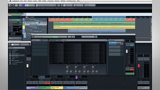 Cubase LE AI Elements 7 - Quick Start Video Tutorials  - Basic Mixing