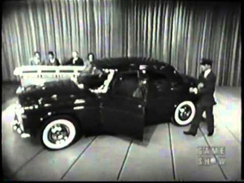 """""""THE PRICE IS RIGHT"""" (WITH HOST BILL CULLEN) (#33)"""