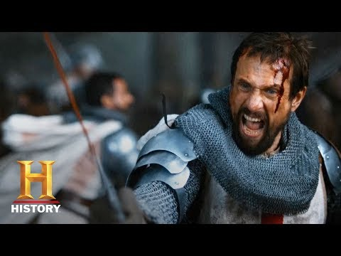 Knightfall:   2  Series Premiere December 6 at 109c  HISTORY