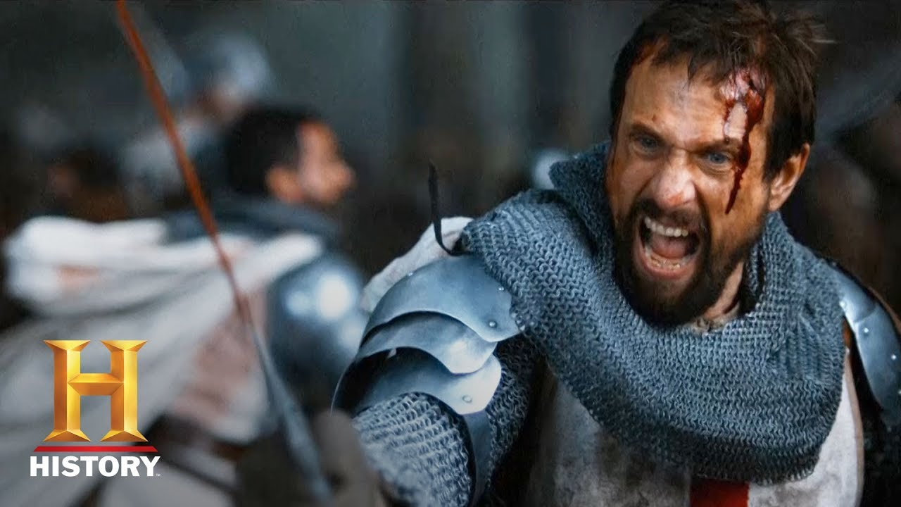 Download Knightfall: Official Trailer #2 | Series Premiere December 6 at 10/9c | HISTORY