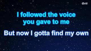 Listen - Beyonce Karaoke【Guide Melody】