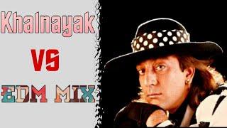 KHALNAYAK VS EDM  - DJ Aniket