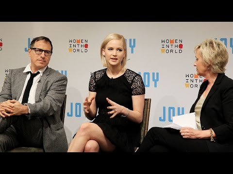 JOY | Women In The World Conversation with David O. Russell, Jennifer Lawrence and Joy Mangano Mp3