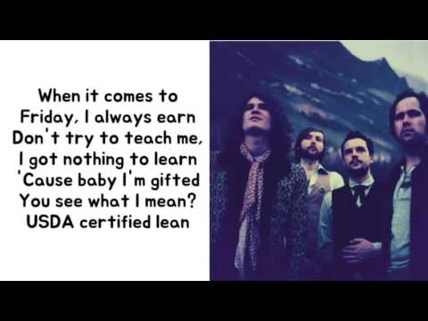 The Killers - The Man (Lyrics)