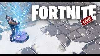 FORTNITE - GRINDING TIERS LIVE - INFINITY BLADE GAMEPLAY - FAST CONTROLLER EDITING ON PC