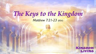 CLIP: Keys to the Kingdom