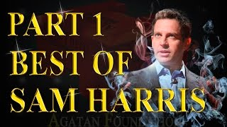 Best of Sam Harris Amazing Arguments And Clever Comebacks Part 1