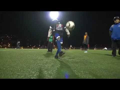 Soccer for Success - NYC