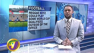 TVJ Sports News: Will Stadium be Ready for WC Qualifiers? - April 8 2020