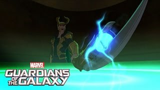 Marvel's Guardians of the Galaxy Season 1, Ep. 19 - Clip 1