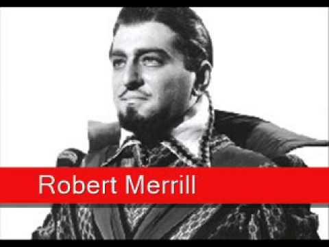 Robert Merrill: Verdi - La Forza Del Destino, 'Morir! Tremenda Cosa! Urna Fatale Del Mio Destino'