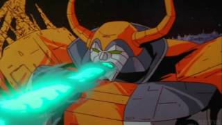 Transformers G1 The Movie The Autobots Attack Unicron