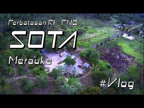 SOTA - Titik Nol Km Merauke #Vlog
