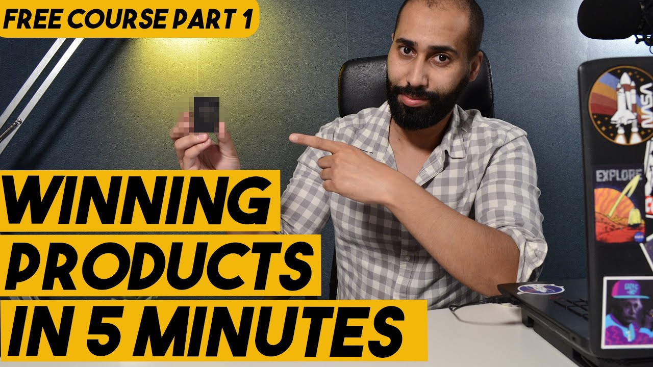 How to find Winning Products in 5 MIN - ADSPY Free Trial [Dropshipping Maroc]