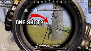 AWM SHOTS ARE CRAZY | PUBG MOBILE thumbnail