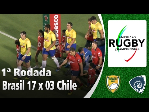 Americas Rugby Championship 2017 - Brasil 17 x 03 Chile
