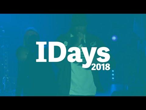 T-Bone Tha Lyrical G.O.D. - IDays 2018