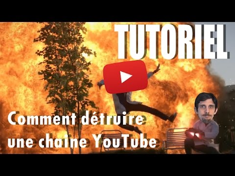tutoriel comment d truire une cha ne youtube youtube. Black Bedroom Furniture Sets. Home Design Ideas