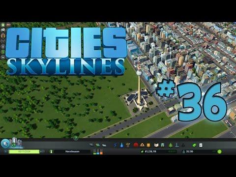 Berliner Fernsehturm ★ Cities Skylines 36 ★ Danger Zockt