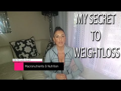 SECRET to LOSING WEIGHT and Keeping it OFF | Macronutrients | Macros | Weight Loss
