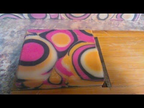 Dancing Funnel Soap - Part 2