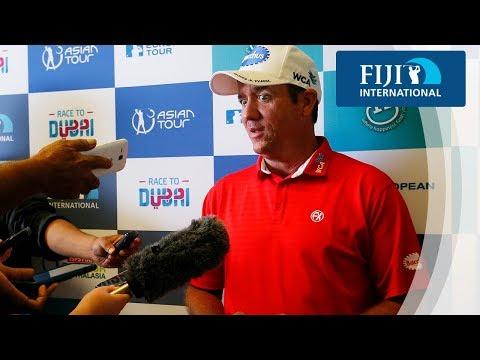 Scott Hend Press Conference - 2017 Fiji International