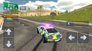 Police Car Driving (by Gumdrop Games) Android Gameplay [HD]