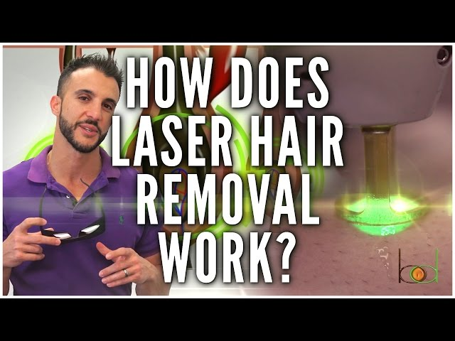 How Does Laser Hair Removal Work? | Claudio Explains | Body Details