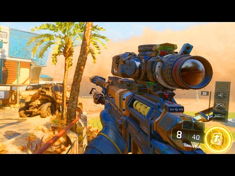 Call of Duty: Black Ops 3 SNIPER GAMEPLAY! - (COD BO3 Multiplayer Sniping 2015)