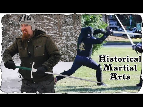 What's Most Challenging To Learn In Sword Fighting