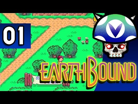 [Vinesauce] Joel - Earthbound ( Part 1 )