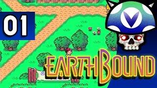 [Vinesauce] Joel - Earthbound ( Part 1 )
