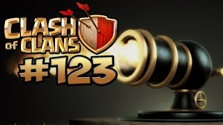 CLASH OF CLANS #123 - BARBARENKÖNIG UPGRADE ★ Let's Play Clash of Clans