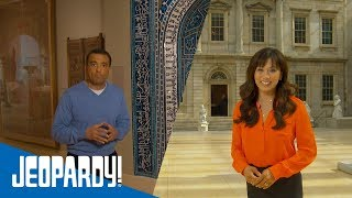 Around The World At The Metropolitan Museum Of Art | JEOPARDY!