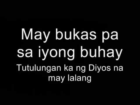 May Bukas Pa by Kyle Balili LYRICS ON SCREEN :]