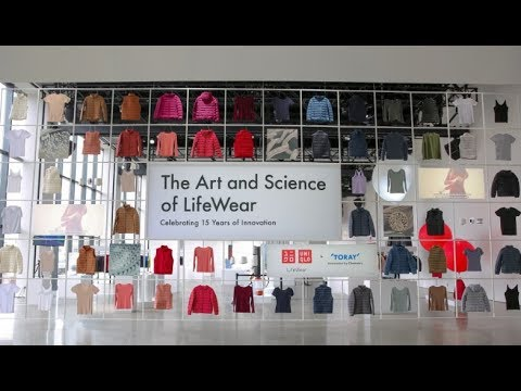 The art and science of lifewear uniqlo and toray celebrate 15 years the art and science of lifewear uniqlo and toray celebrate 15 years of innovation stopboris Images