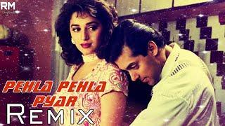Pehla Pehla Pyar - Remix | Hum Aapke Hain Koun | Salman Khan & Madhuri Dixit | DJ Bibhu