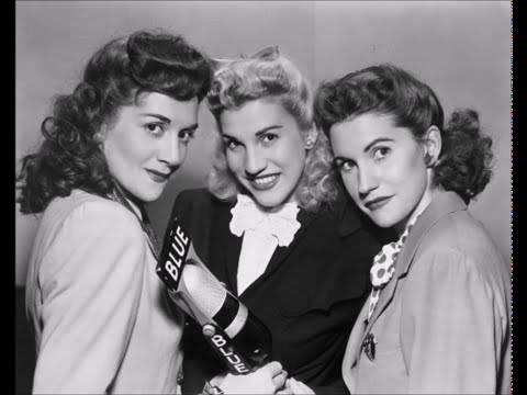 The Andrews Sisters, The Booglie Wooglie Piggy [HQ]