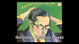 California Here I Come - Bill Evans
