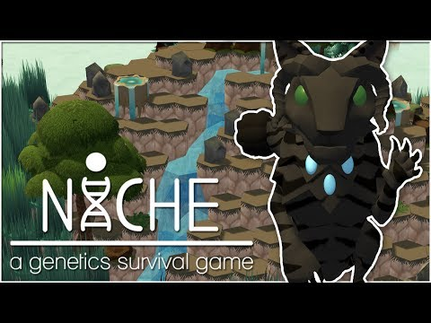 Putting Our Paws on Snowy New Lands!! • Niche: Snowy Mountain Update! - Episode #37