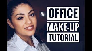 Office Make-up Tutorial   Scoala de Beauty Vlogging by L