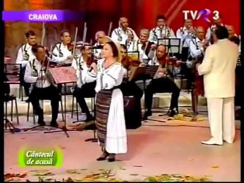 Maria Butaciu ----   M-am suit in dealul Clujului &  Cantecul gainii